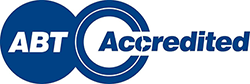 ABT Accredited logo