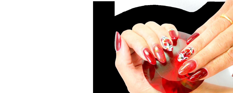 Nail education slider image